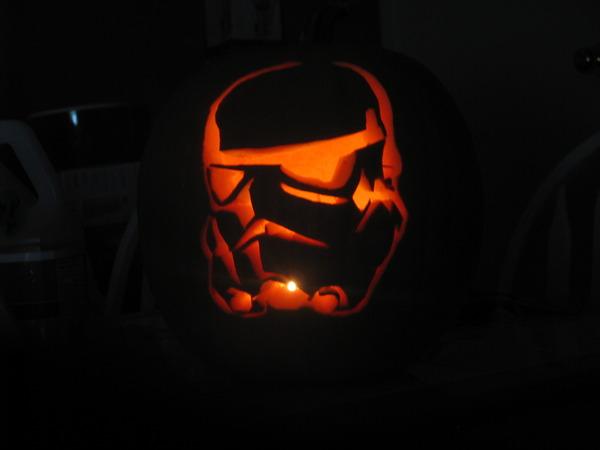 Tyler's pumpkin