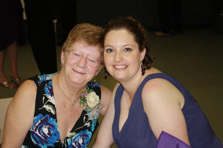 sarah and grandma