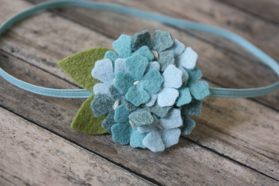 Aqua Hydrangea - So Beautiful!!