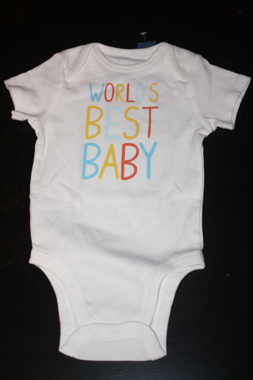 World's Best Baby!