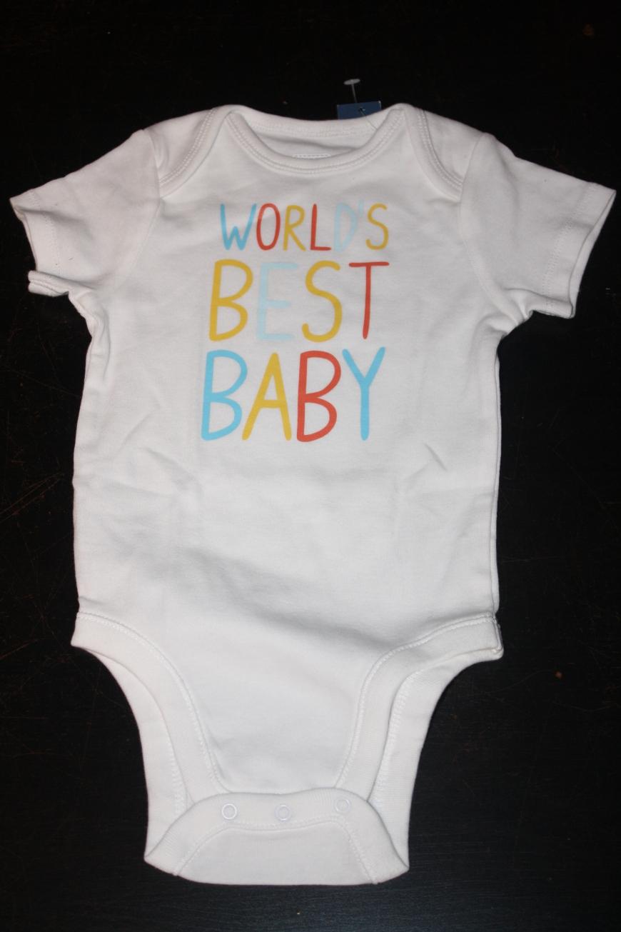 World's Best Baby!