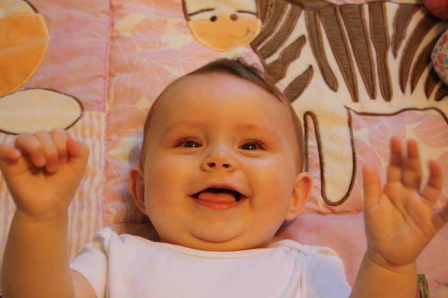 Olivia - 6 months - 1