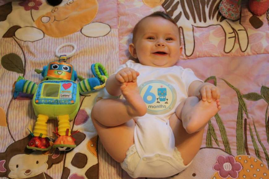 Olivia - 6 months - 2